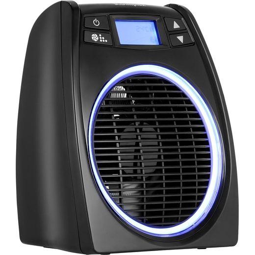 Dimplex GloFan Hot & Cool DXGL02 Fan Heater 2000W - Black