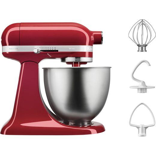 KitchenAid 3.3 Litre 5KSM3311XBER - Empire Red