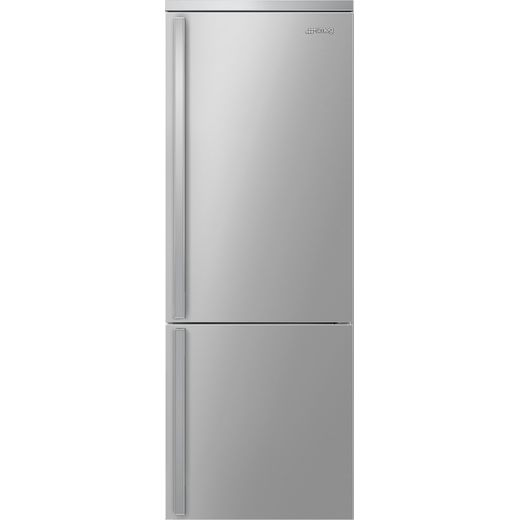 Smeg FA490RX5 Frost Free Fridge Freezer - Stainless Steel - E Rated