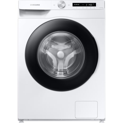 Samsung Series 5+ AutoDose™ WW12T504DAW 12Kg Washing Machine with 1400 rpm - White - A Rated