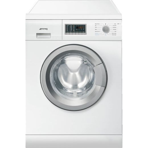 Smeg WDF147-2 7Kg / 7Kg Washer Dryer with 1400 rpm - White - E/E Rated