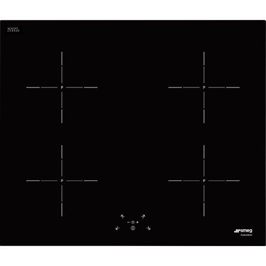 Smeg SI564DUK 60cm Induction Hob - Black