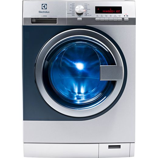 Electrolux Professional myPro WE170P 8Kg Commercial Washing Machine with 1400 rpm - Stainless Steel - A+++ Rated