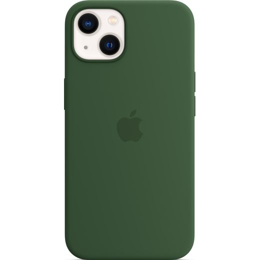 Apple Silicone Case for iPhone 13 - Clover