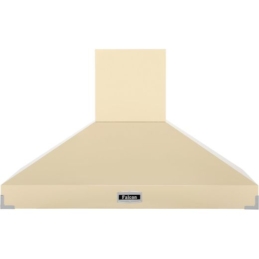 Falcon FHDSE1092CR/C 110 cm Chimney Cooker Hood - Cream - A Rated