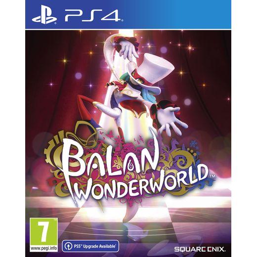 Balan Wonderworld for PlayStation 4