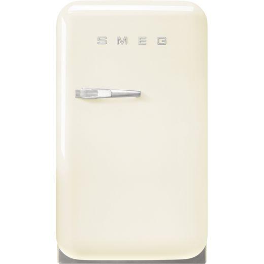 Smeg Right Hand Hinge FAB5RCR5 Fridge - Cream - D Rated