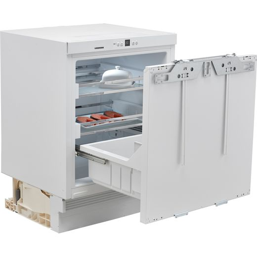 Liebherr UIK01550 Integrated Upright Fridge - Fixed Door Fixing Kit - White - F Rated