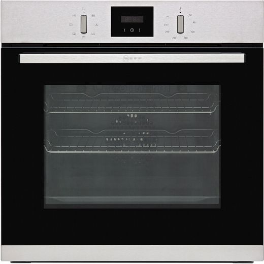 NEFF N30 B1GCC0AN0B Built In Electric Single Oven - Stainless Steel - A Rated