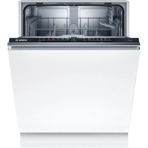Bosch Serie 2 SMV2ITX18G Wifi Connected Fully Integrated Standard Dishwasher - Black Control Panel - E Rated