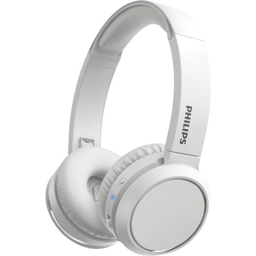 Philips On-Ear Wireless Bluetooth Headphones - White