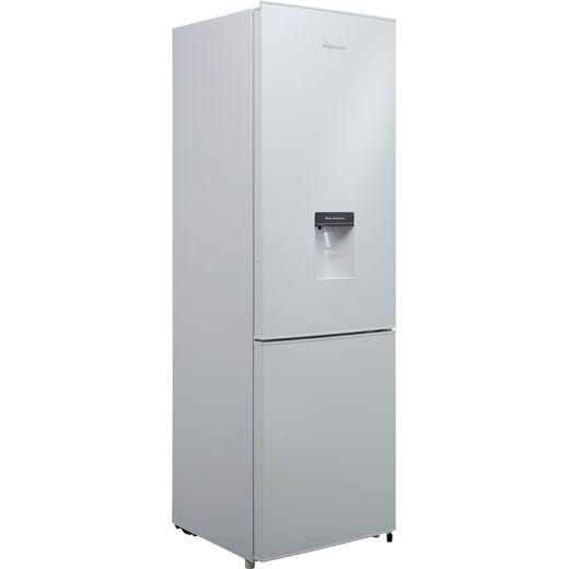 Fridgemaster MC55264DF Fridge Freezer - White