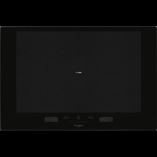 Whirlpool SMP778C/NE/IXL 77cm Induction Hob - Black