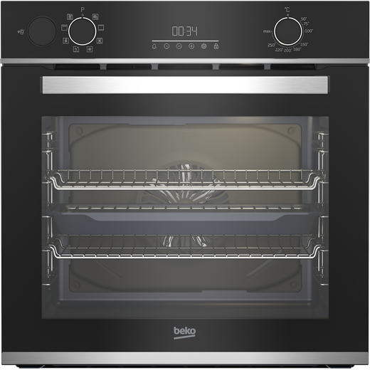 Beko AeroPerfect™ BBIS25300XC Built In Electric Single Oven - Stainless Steel