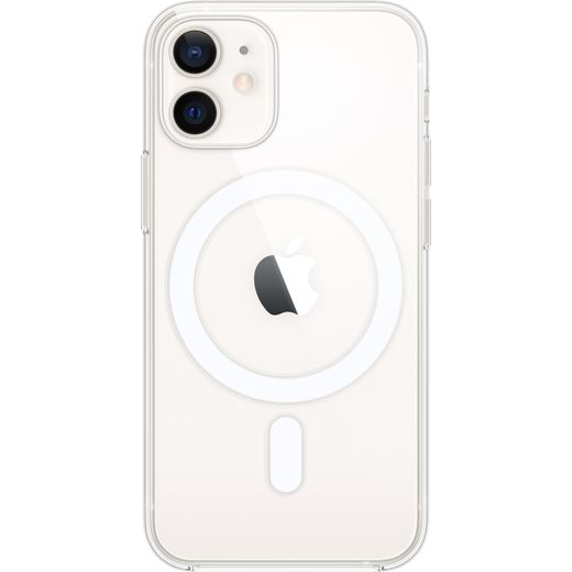 Apple Clear Case with MagSafe for iPhone 12 mini - Clear