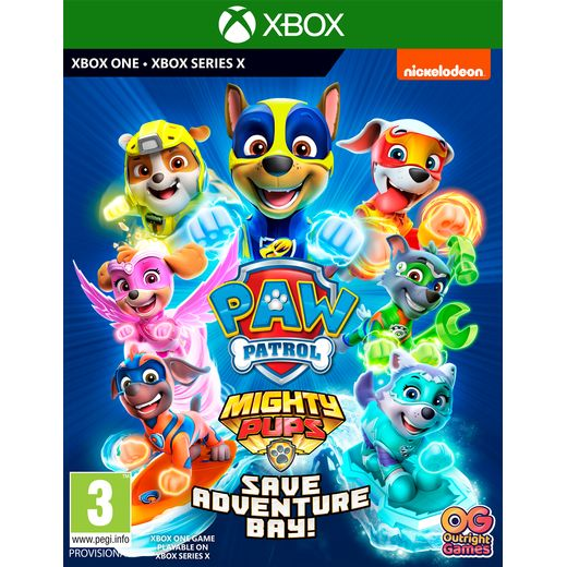 Paw Patrol: Mighty Pups Save Adventure Bay for Xbox One