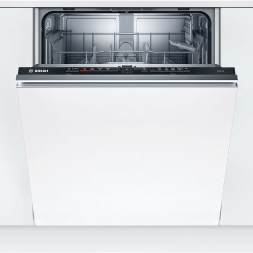 Bosch Serie 2 SGV2ITX18G Fully Integrated Standard Dishwasher - Black Control Panel - E Rated