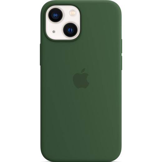 Apple Silicone Case for iPhone 13 Mini - Clover