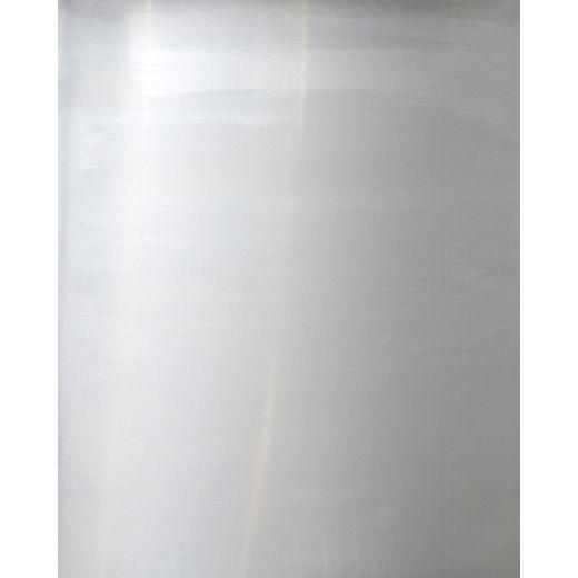 Non-Branded SBK70 70 cm Metal Splashback - Stainless Steel
