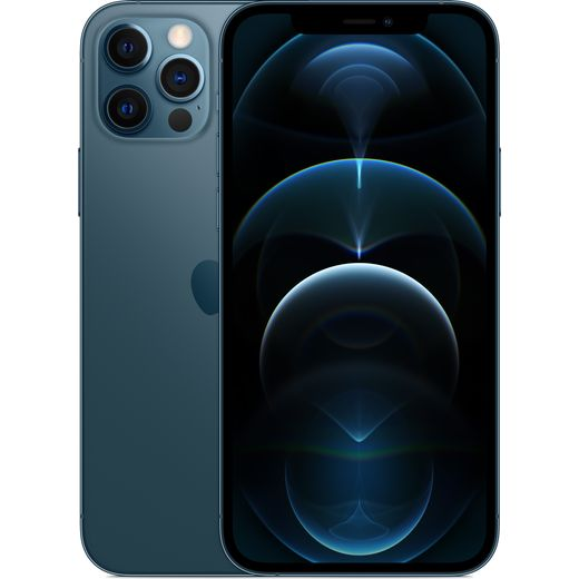 Apple iPhone 12 Pro 128GB in Pacific Blue