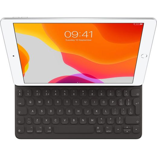 Apple Smart Keyboard for iPad(7th Gen) and Air(3rd Gen) - Black