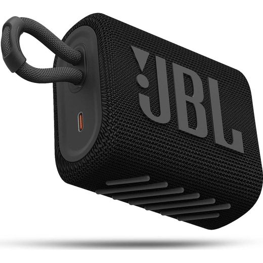 JBL GO3 Wireless Speaker - Black