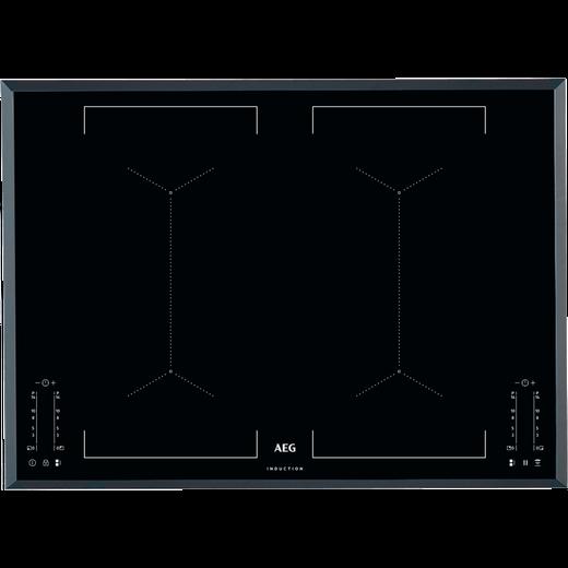 AEG IKE74451FB 71cm Induction Hob - Black