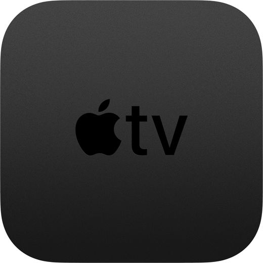 Apple TV 4K 32GB [Remote Not Included] - Black