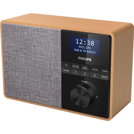 Philips TAR5505 DAB+ Digital Radio with FM Tuner