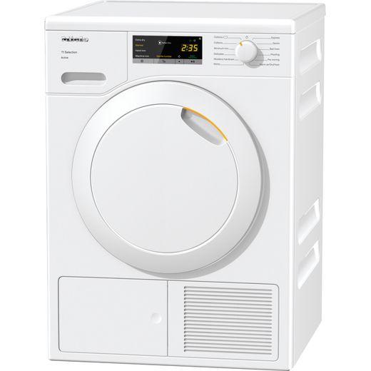 Miele TSA223WP 7Kg Heat Pump Tumble Dryer - White - A++ Rated