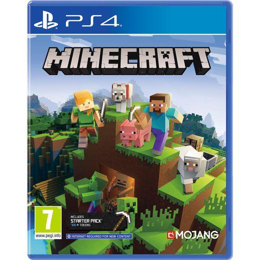 Minecraft Bedrock for Sony PlayStation