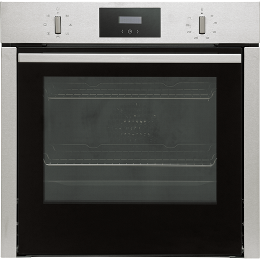 NEFF N30 Slide&Hide® B3CCC0AN0B Built In Electric Single Oven - Stainless Steel - A Rated