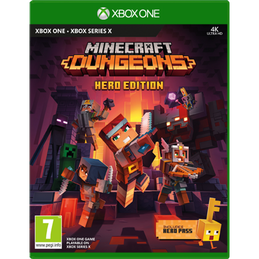 Minecraft Dungeons for Xbox