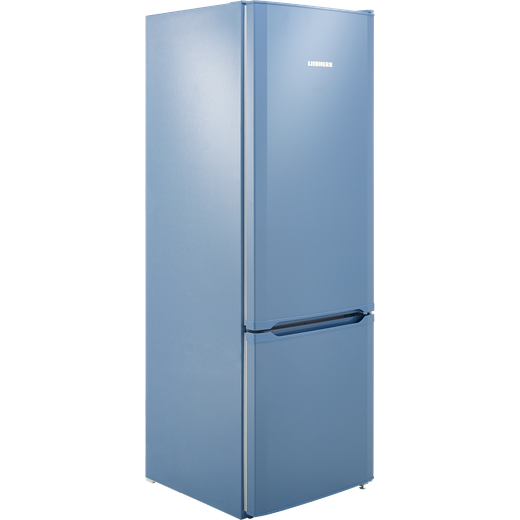 Liebherr CUfb2831 70/30 Fridge Freezer - Blue - F Rated