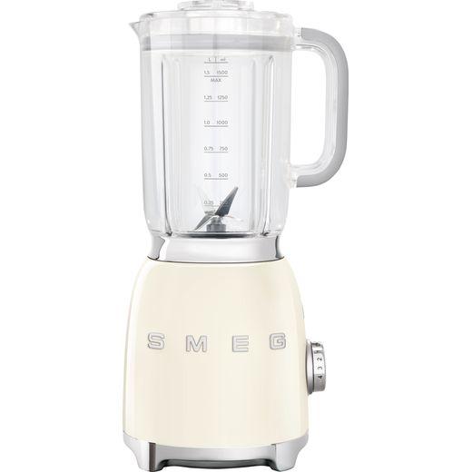 Smeg BLF01CRUK 1.5 Litre Blender - Cream