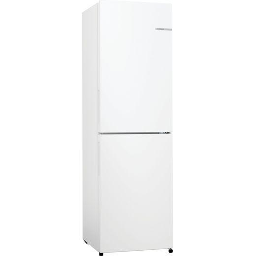 Bosch Serie 2 KGN27NWFAG Frost Free Fridge Freezer - White - F Rated