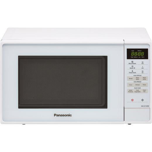 Panasonic NN-E27JWMBPQ Microwave - White