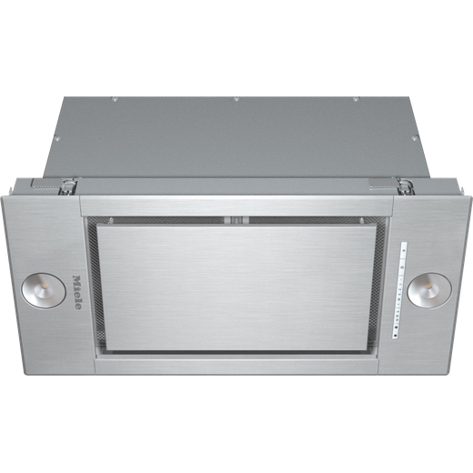 Miele DA2668SS 58 cm Canopy Cooker Hood - Stainless Steel - A+ Rated
