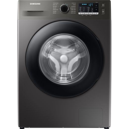 Samsung Series 5 ecobubble™ WW80TA046AX 8Kg Washing Machine with 1400 rpm - Graphite - B Rated