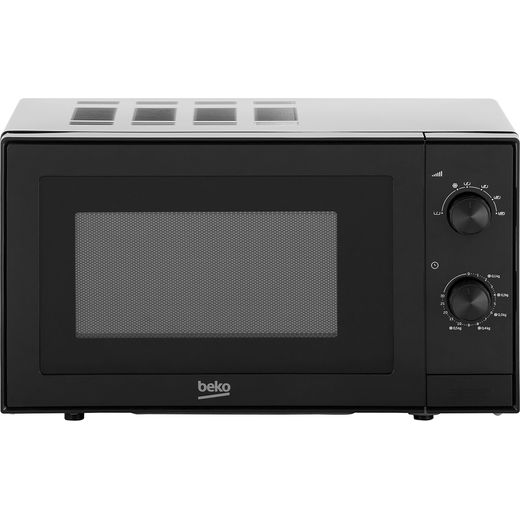 Beko MOC20100B 20 Litre Microwave - Black