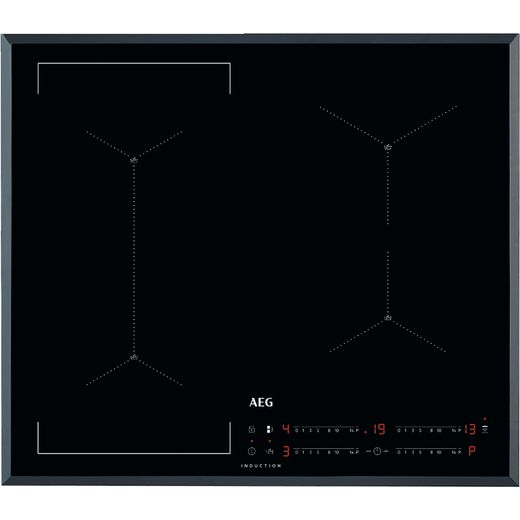AEG IAE64421FB 59cm Induction Hob - Black