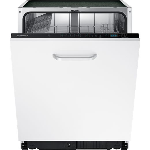 Samsung Series 5 DW60M5050BB Fully Integrated Standard Dishwasher - Black Control Panel with Fixed Door Fixing Kit - F Rated