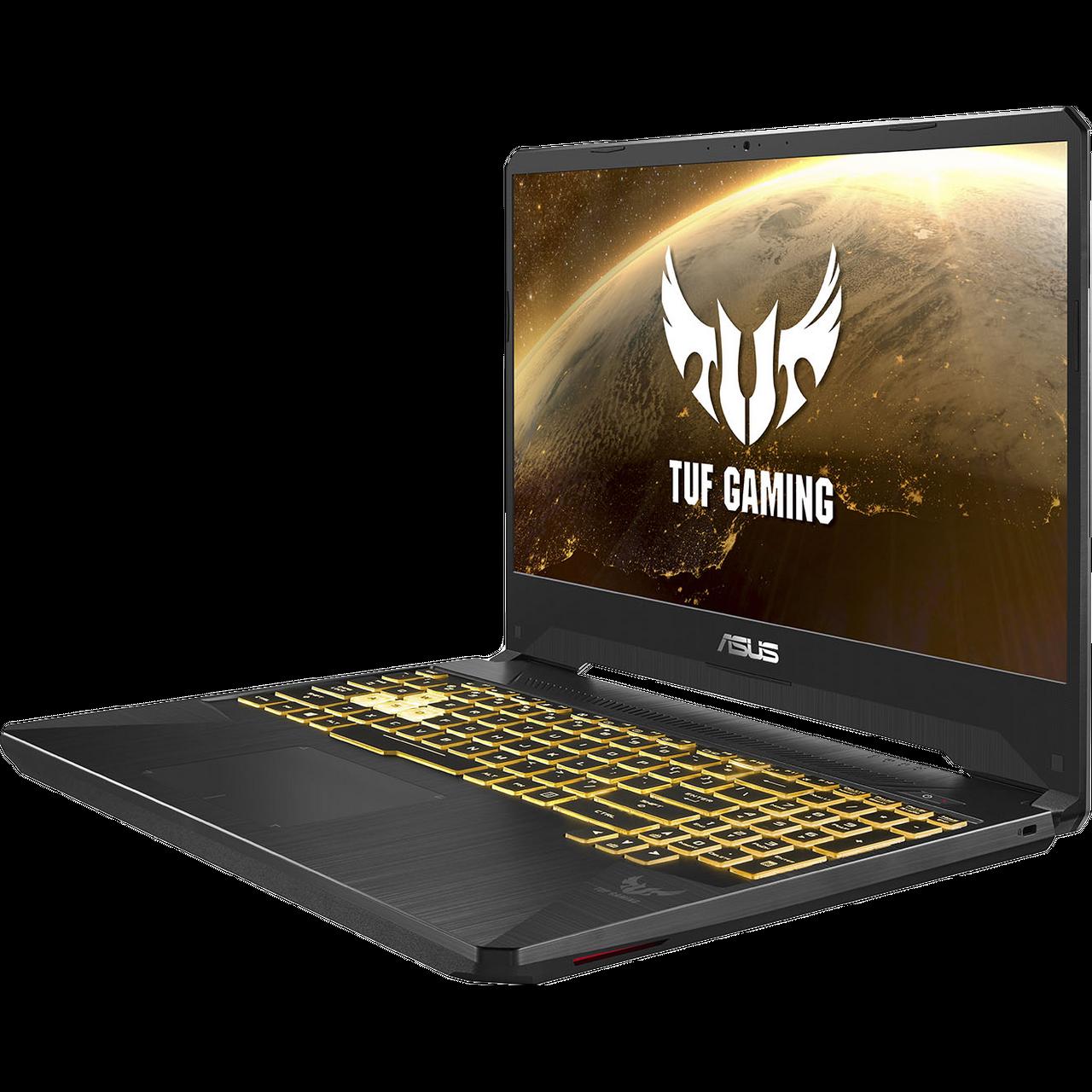 "Asus 15.6"" Laptop NVidia GeForce GTX 1650 AMD Ryzen 5 512GB Solid State Drive 8GB RAM"
