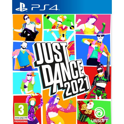 Just Dance 2021 for PlayStation 4