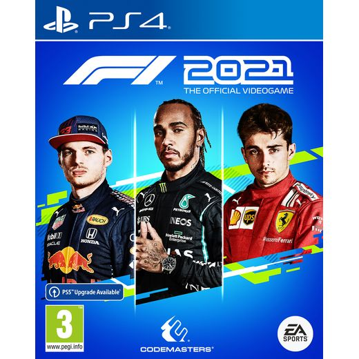 F1 2021 for PlayStation 4
