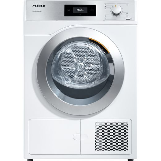 Miele Professional Little Giant PDR507HP Heat Pump Tumble Dryer - White