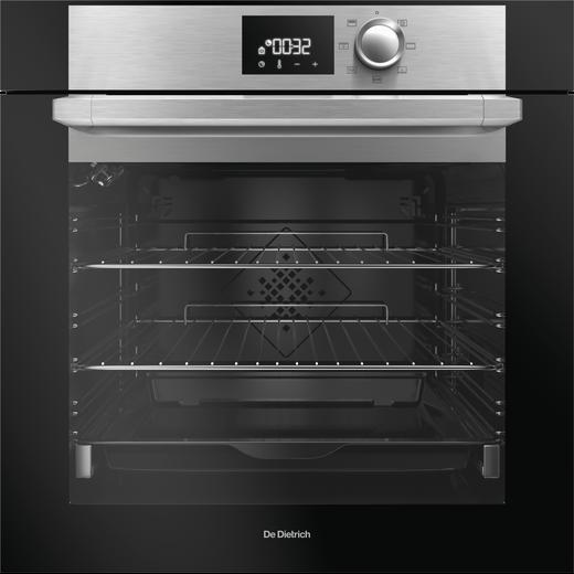 De Dietrich DOE7210BM Built In Electric Single Oven - Platinum - A Rated