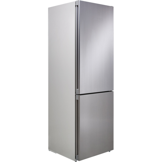 Liebherr CNel4313 60/40 Frost Free Fridge Freezer - Stainless Steel Effect - E Rated