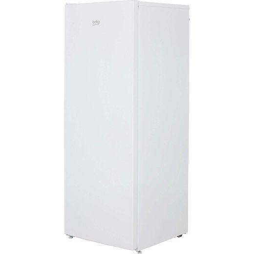 Beko FFG1545W Frost Free Upright Freezer - White - F Rated