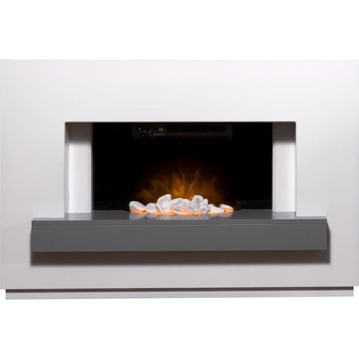 Adam Fires 21709 Pebble - Grey / White